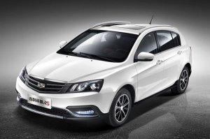 Geely готовит Emgrand RS