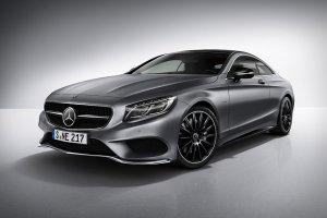 Спецверсия автомобиля Mercedes-Benz Night Edition поступила в продажу